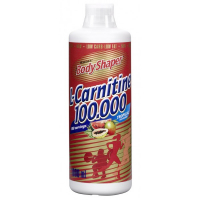WEIDER L-Carnitine 100.000 Cranberry 1000 ml
