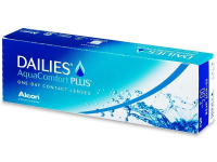ALCON Dailies AquaComfort Plus 30 čoček