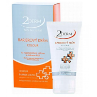 2DERM Barierový krém colour 50 ml
