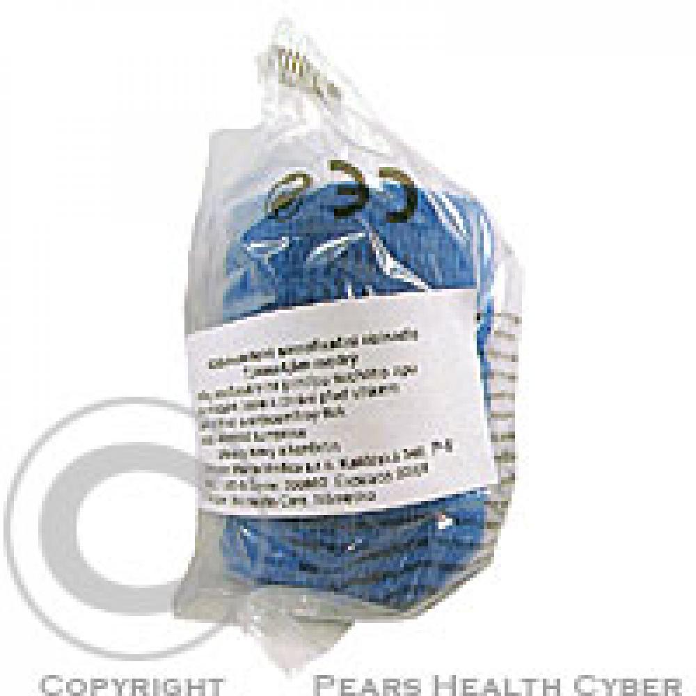 3M Coban elastické samofixační obinadlo 7.5 cm x 4.5 m 1 ks modré