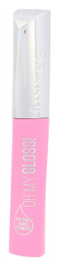 RIMMEL LONDON Oh My Gloss! lesk na rty 6,5ml 200 Master Pink
