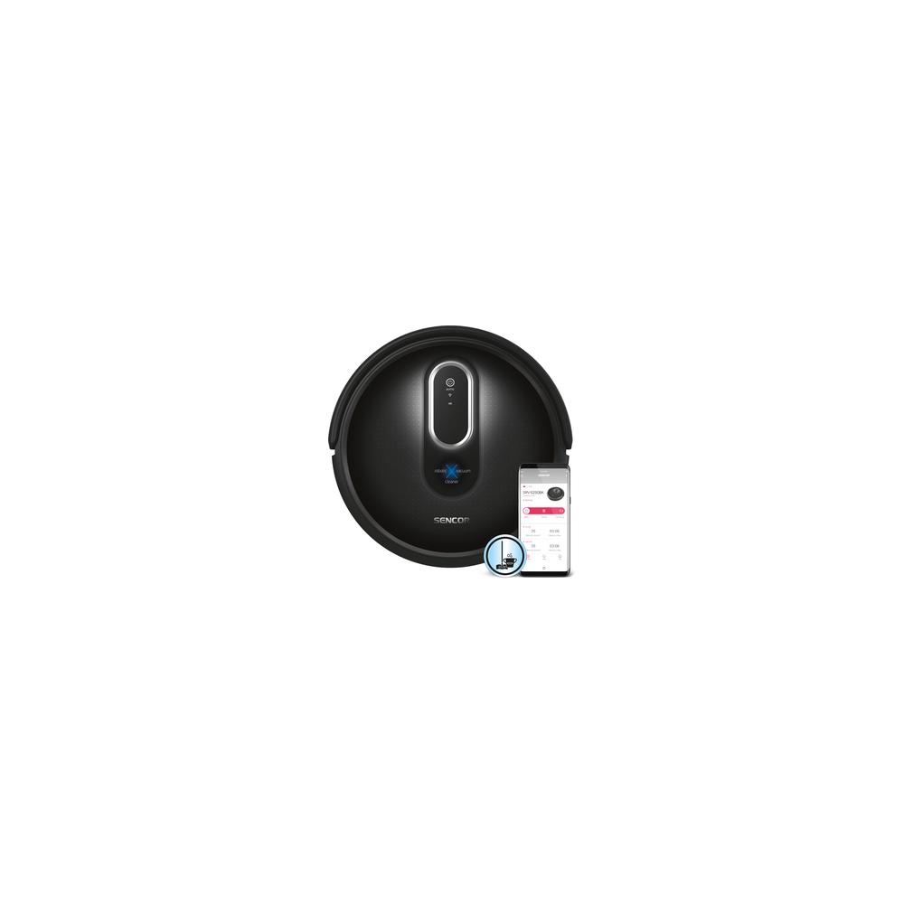 SENCOR SRV 6250BK Robotický vysavač