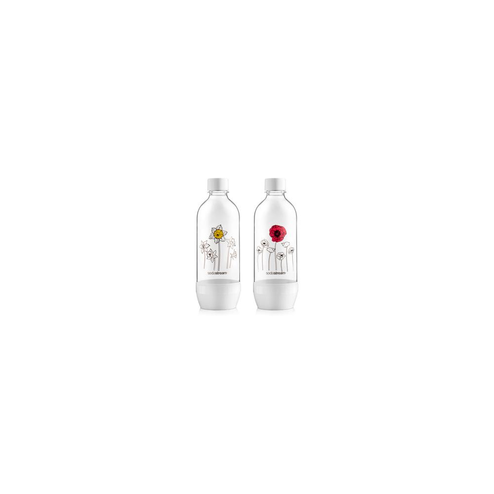 SODASTREAM Náhradní lahev na sodu JET Květiny v zimě 2x1 l