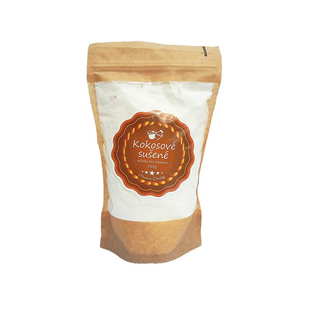NAJTELO Kokosové sušené mléko bez kaseinu 250 g