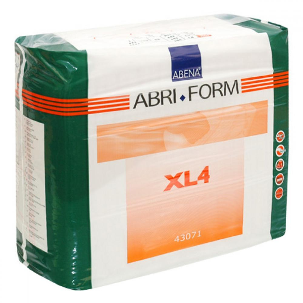 Abri Form Air kalhotky Plus XL4 12ks 43071