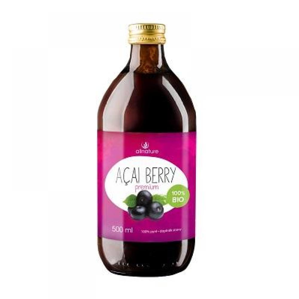 ALLNATURE Acai berry BIO 500 ml