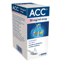 ACC 20mg sirup 1x200 ml