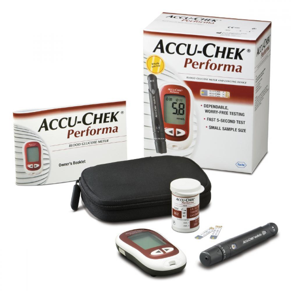 Accu Chek Performa kit