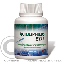 STARLIFE Acidophilus Star 60 cps.