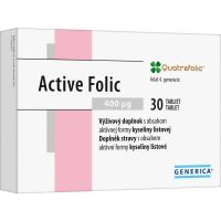 GENERICA Active Folic 30 tablet