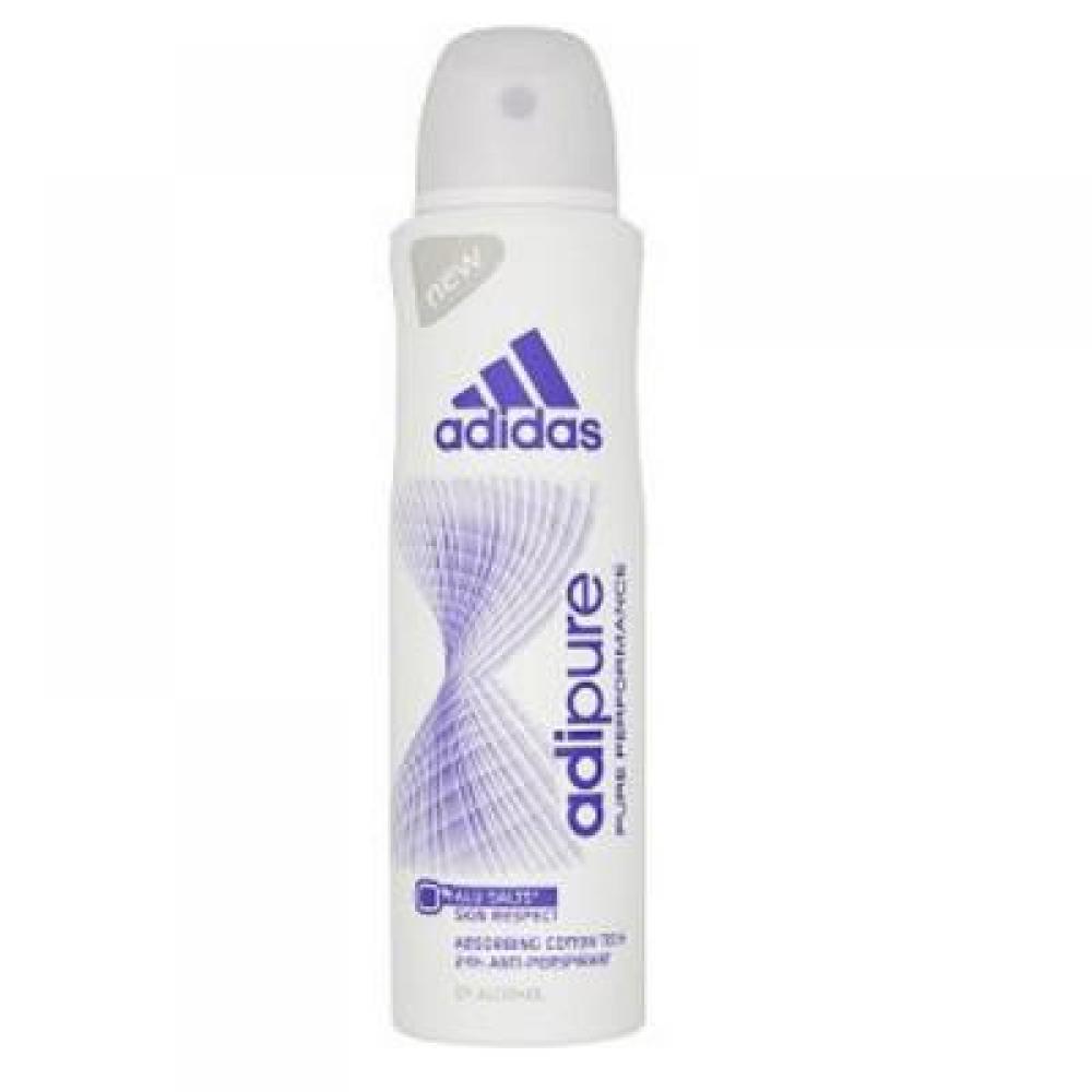 ADIDAS Antiperspirant deodorant ve spreji pro ženy Adipure 150 ml