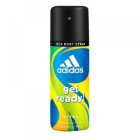 Adidas Get Ready! Deo body spray 75ml