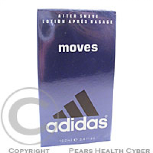 ADIDAS MOVES After Shave 100 ml