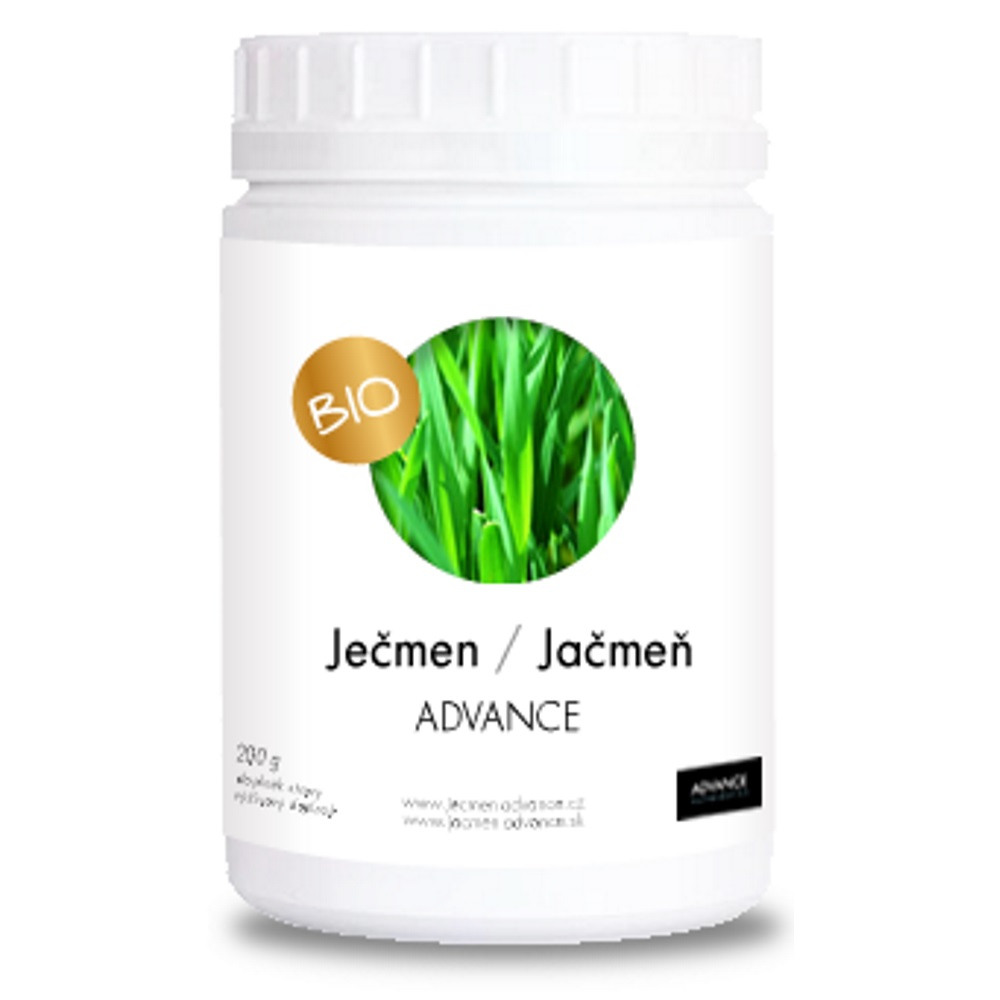 ADVANCE Ječmen BIO 200 g
