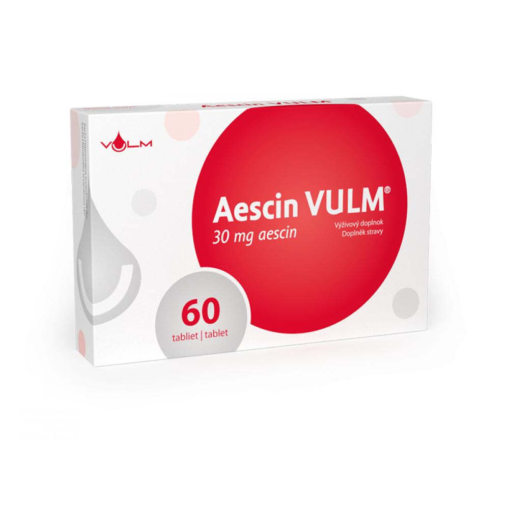 VULM Aescin 30 mg 60 tablet