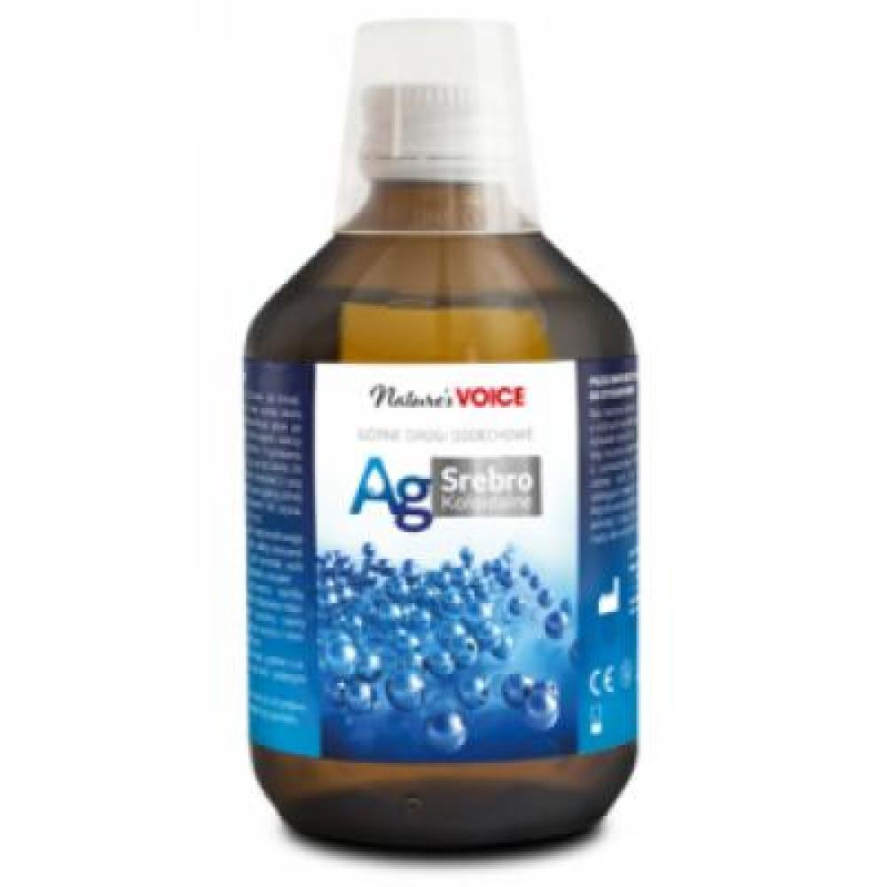 Aurum Koloidní minerály 300 ml + Koloidní stříbro Ag100 (10ppm) 300 ml