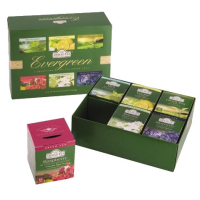 AHMAD TEA Evergreen Tea Collection 60 sáčků