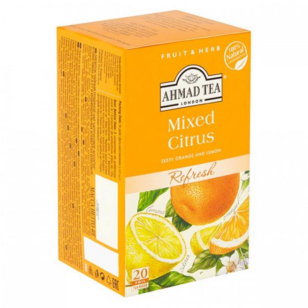 AHMAD TEA Mixed Citrus 20x2g