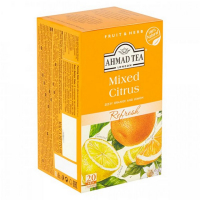 AHMAD TEA Citrusový mix 20x2 g