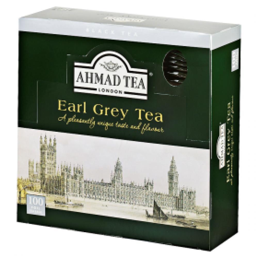 AHMAD TEA Earl Grey Tea 100x2 g