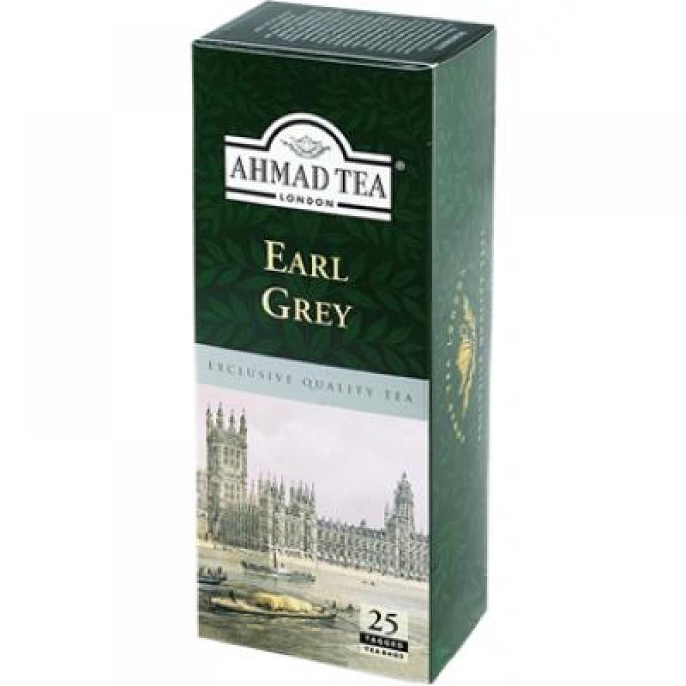 AHMAD TEA Earl Grey 25x2 g