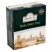 AHMAD TEA Earl Grey Tea 100x2 g