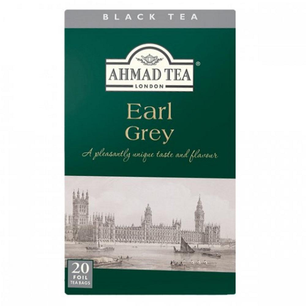AHMAD TEA Earl Grey 20x2g