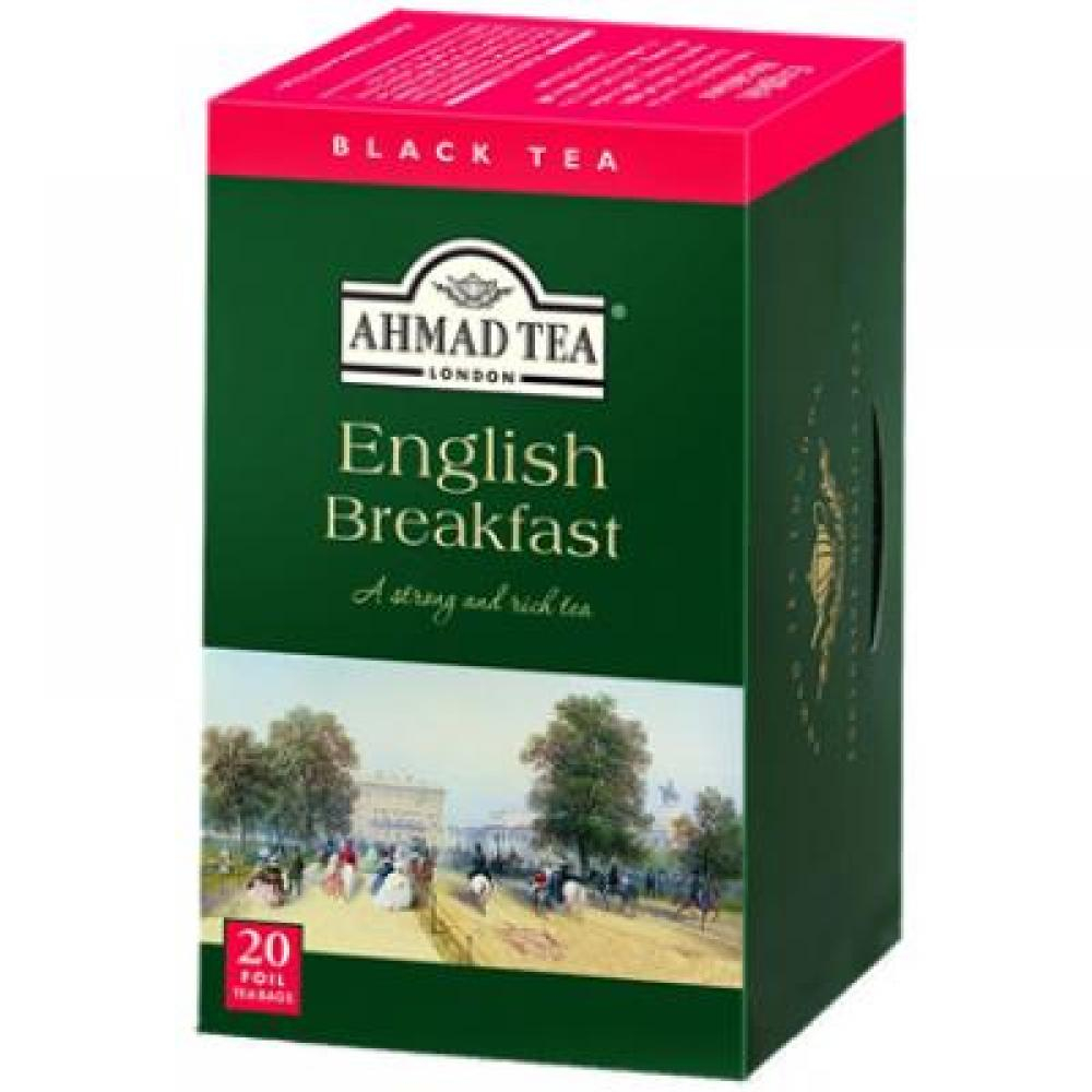 AHMAD TEA English Breakfast 20x2 g