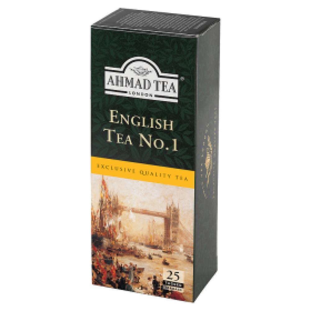 AHMAD TEA English Tea No.1 25x2 g
