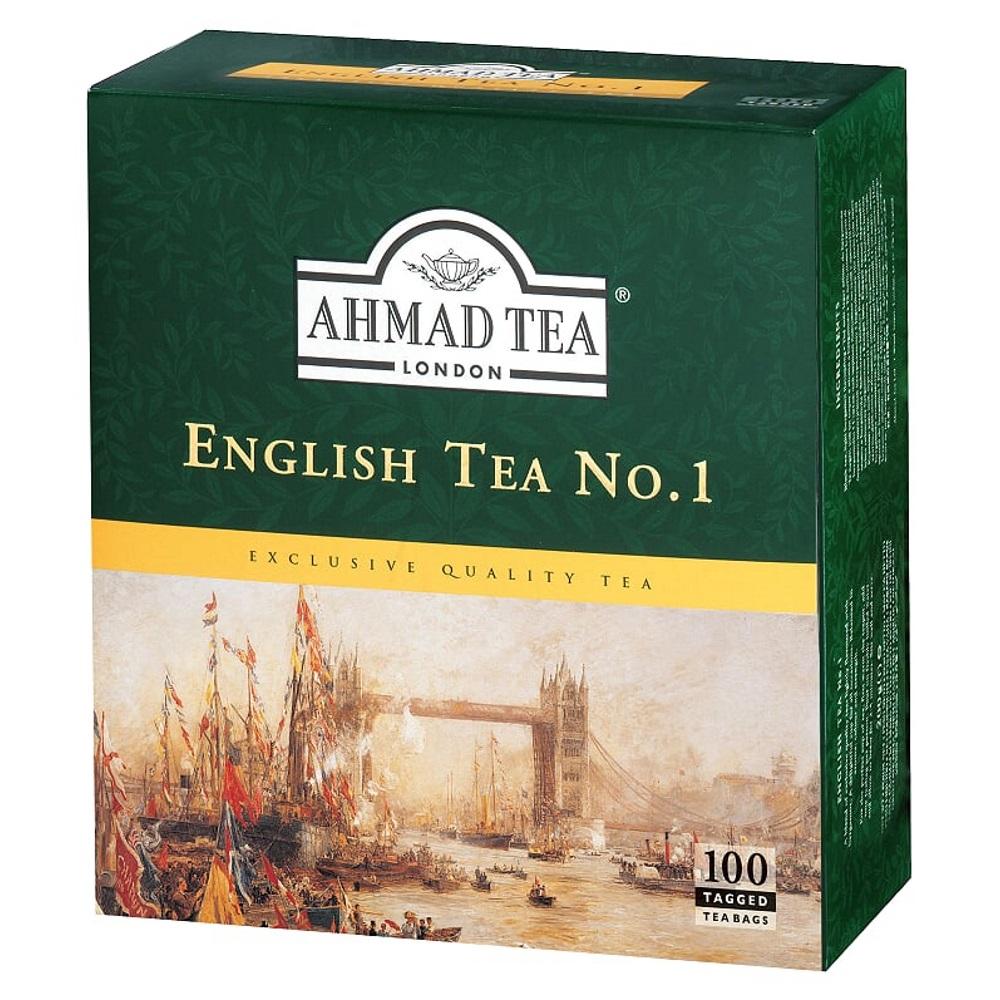 AHMAD Tea English No.1 100x2g