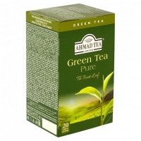 AHMAD TEA Green Tea 20x2g