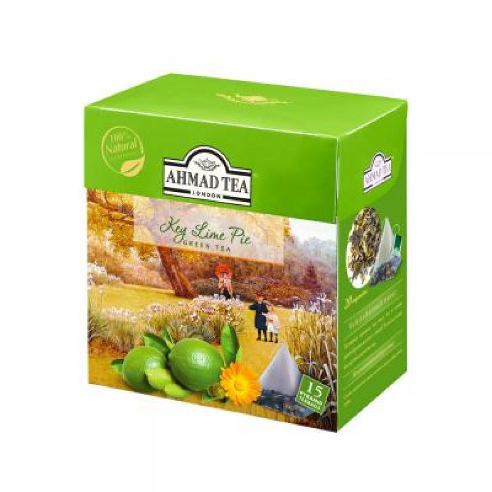 AHMAD TEA Key Lime Pie - pyramids 15x1,8 g