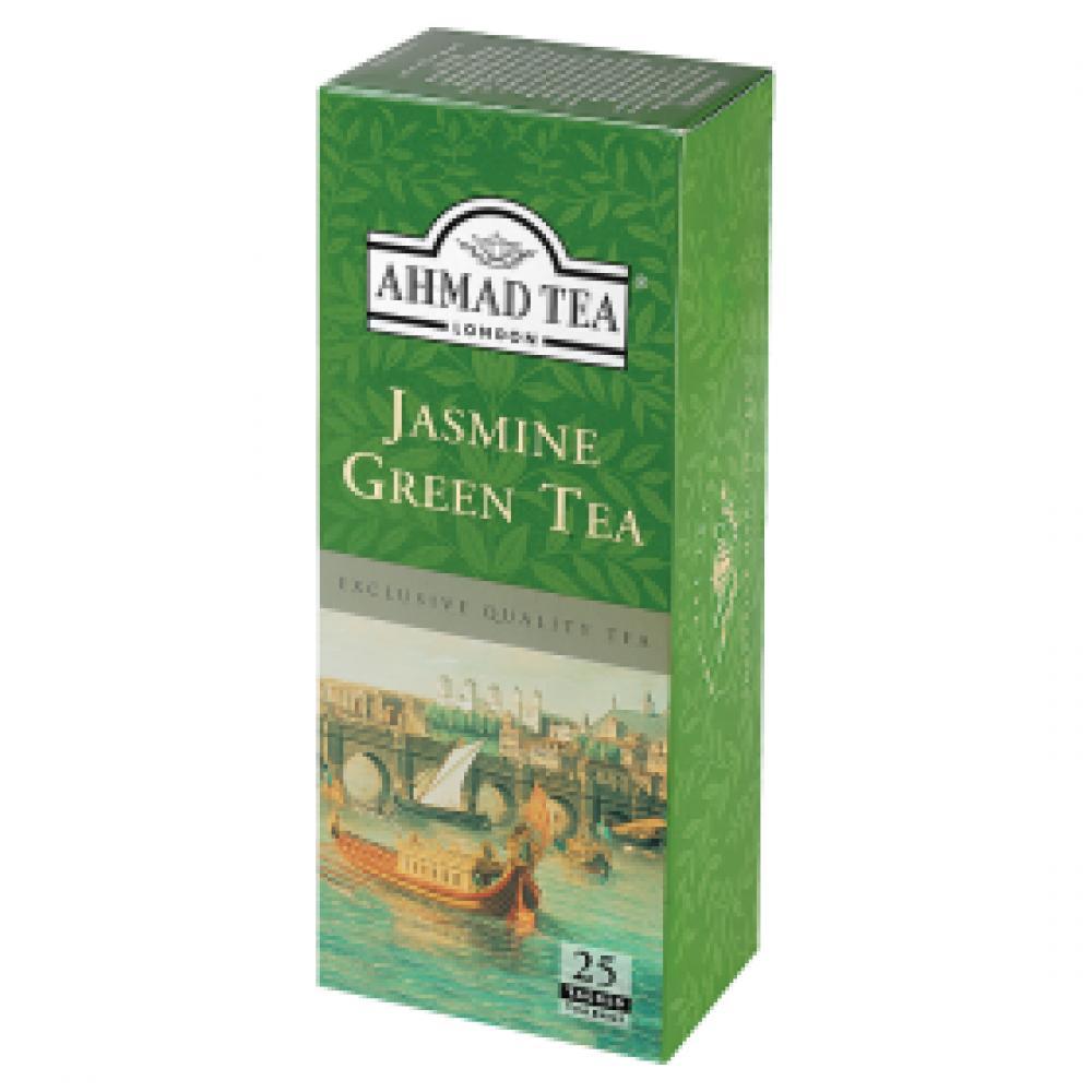 AHMAD TEA Jasmine Green Tea 25x2 g