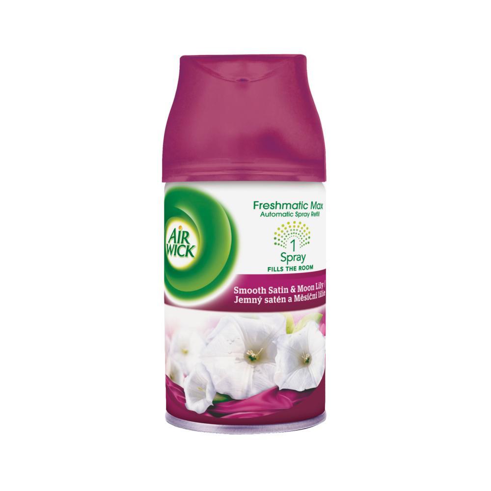 AIRWICK Freshmatic náplň do rozprašovače vůně satén a měsíční lilie 250 ml