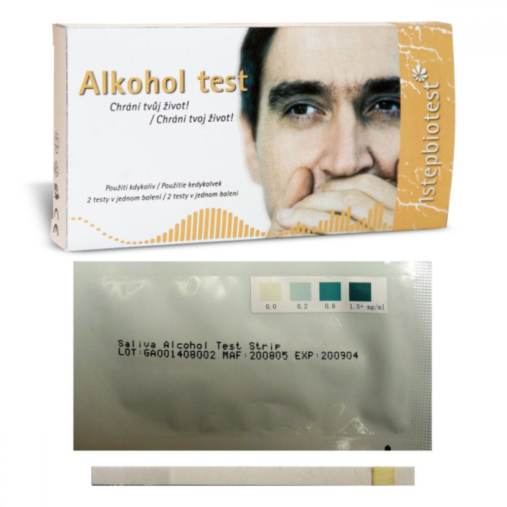 Alkohol test 2ks