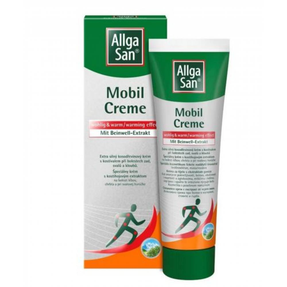 Allga San Mobil Creme hřejivý 50 ml