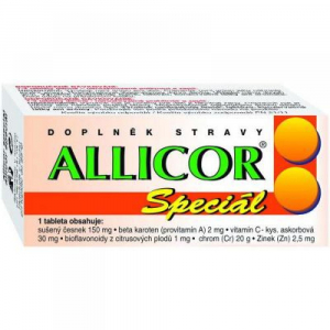 NATURVITA Allicor special 60 tablet