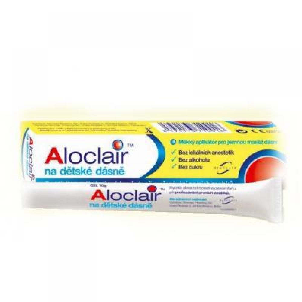 ALOCLAIR® gel na dětské dásně 10 g