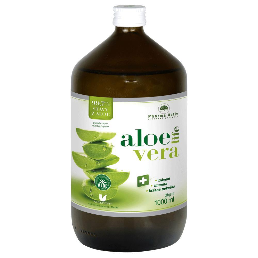 PHARMA ACTIV Aloe 1000 ml