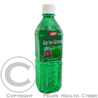 ALOE VERA OKF Natural 500 ml bez cukru