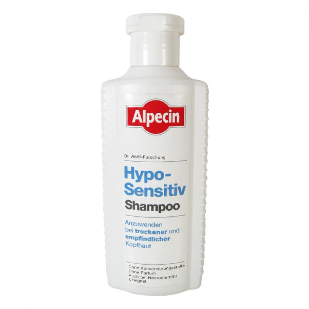 Alpecin Hyposensitiv šampon suchá pokožka 250 ml