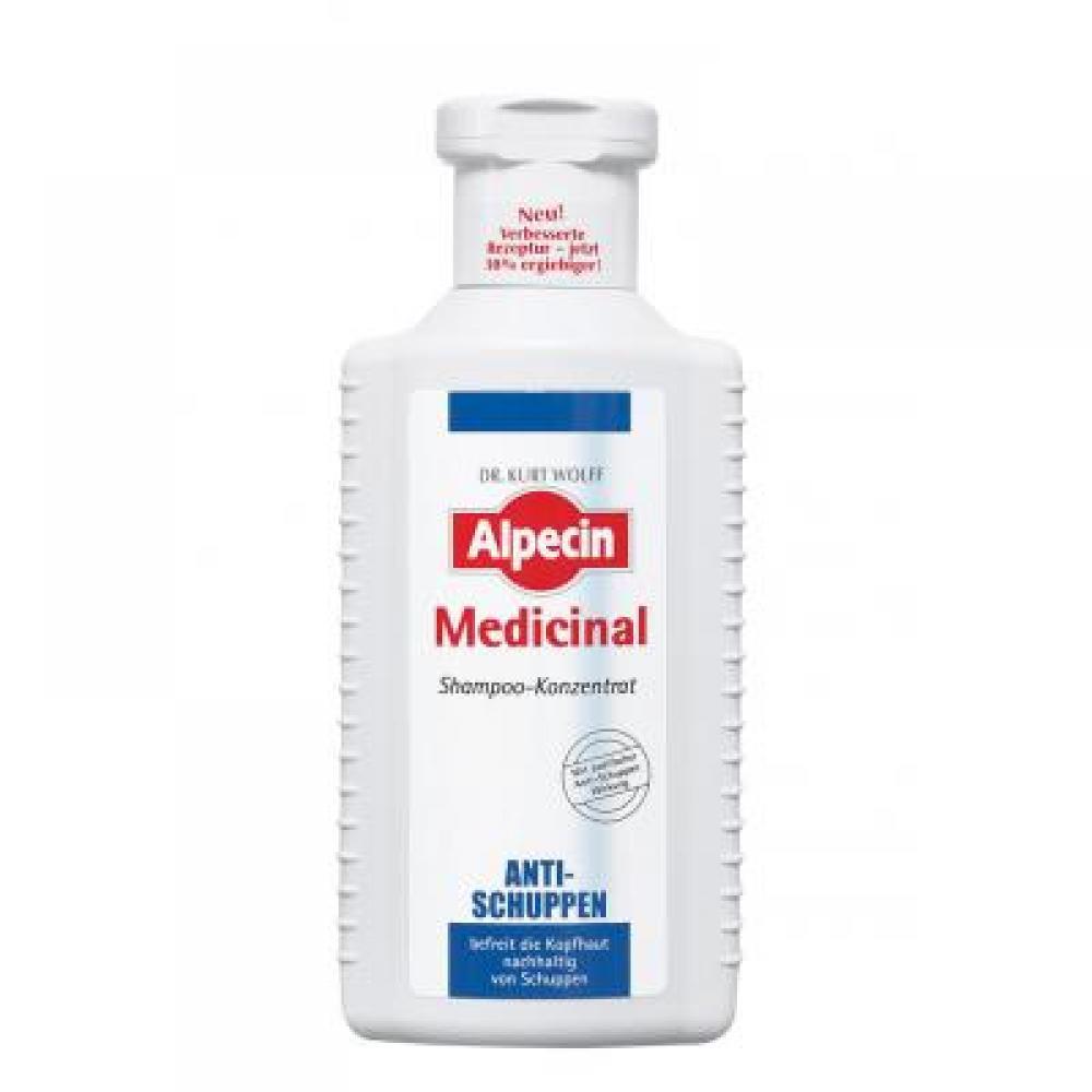 ALPECIN Medicinal koncentrovaný šampon proti lupům 200ml