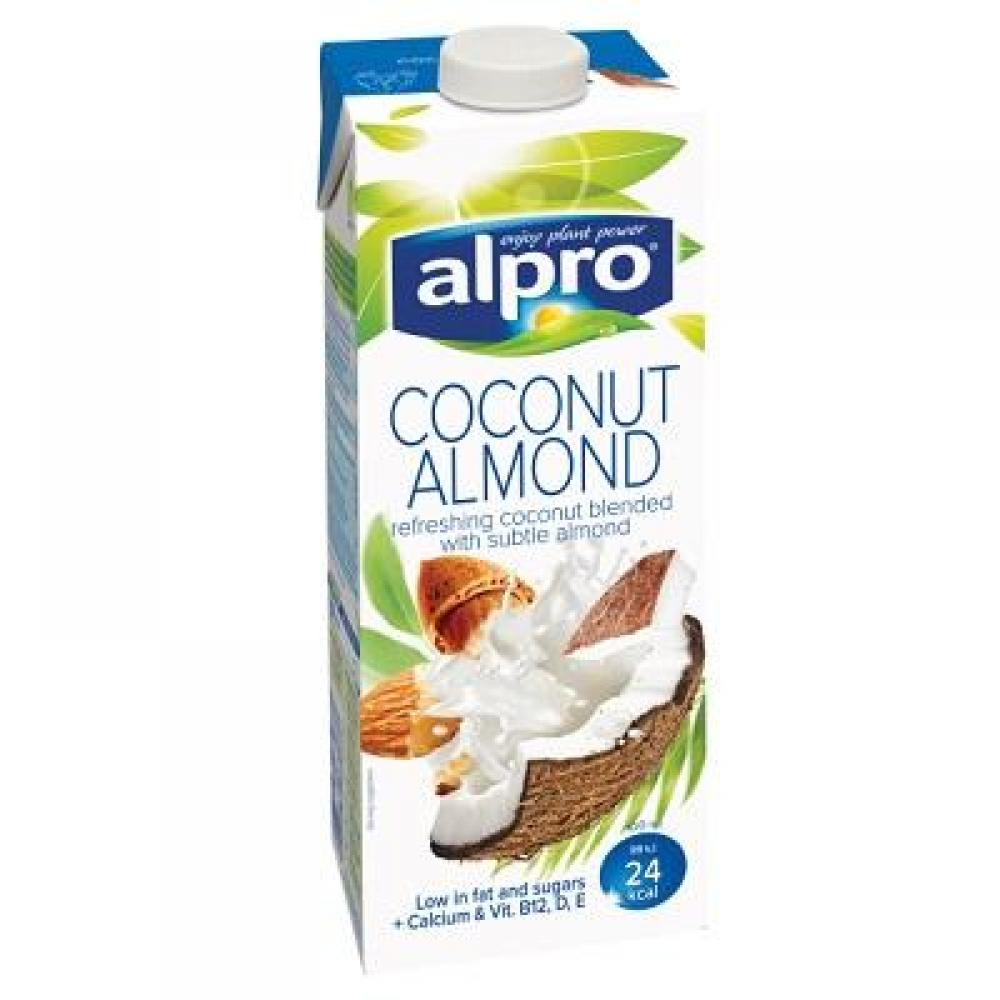 ALPRO Kokosovo mandlový nápoj 1 l