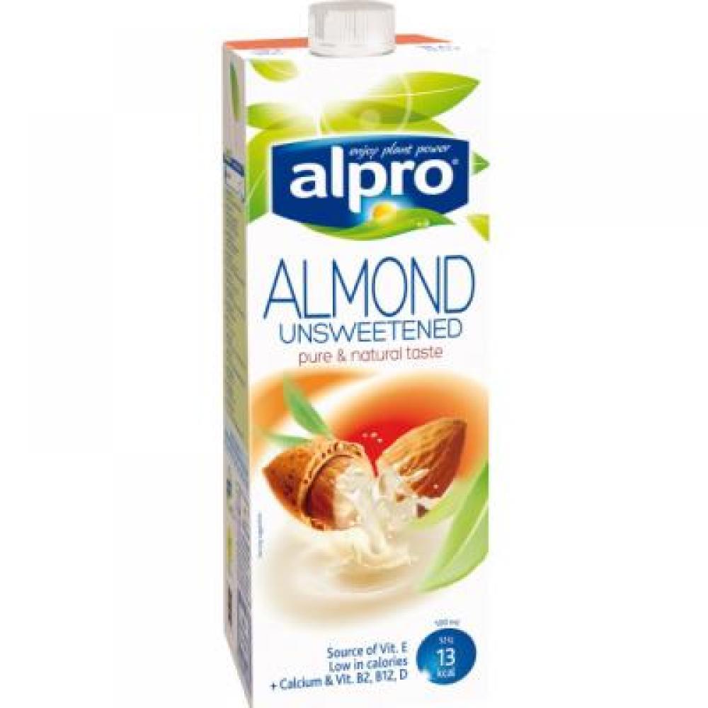 ALPRO Mandlový nápoj neslazený 1 l