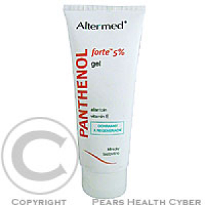 ALTERMED Panthenol Forte gel 100m