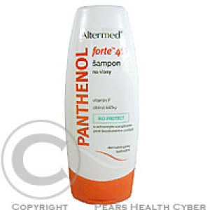 ALTERMED Panthenol Forte šampon 4% 200ml