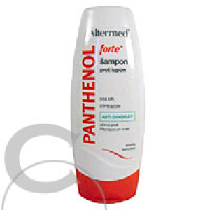 ALTERMED Panthenol Forte šampon proti lupům 200ml