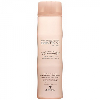 ALTERNA Bamboo Abundant Volume kondicionér 250 ml