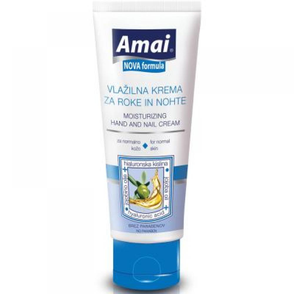 AMAI Krém na ruce a nehty hydratační 100 ml