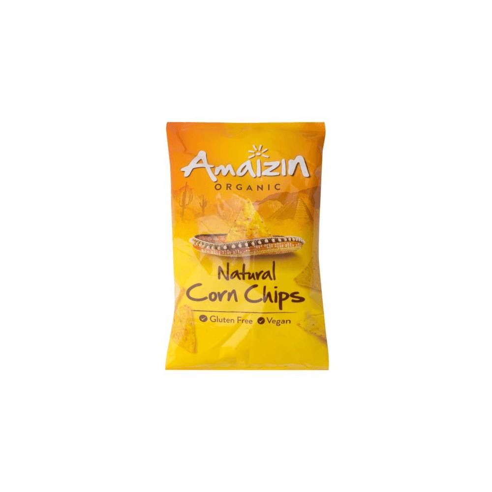 AMAIZIN BIO Chipsy kukuřičné 150 g